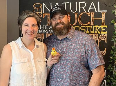 Museum awards $1,500 prize in duck race