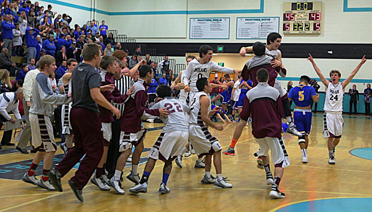 Elko Indians Basketball