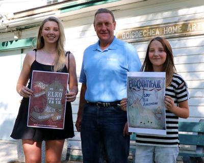 Elko County Fair poster winners