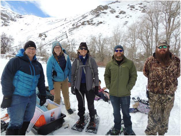 SnowSchool instructors