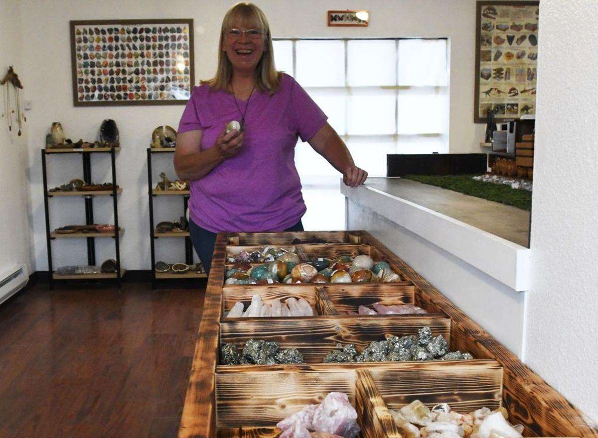A new place for lithic lovers – Miner's Delight Rock Shop