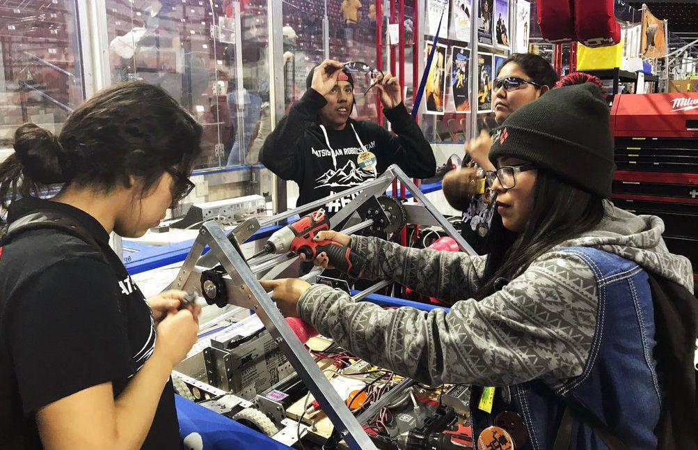 Navajo Robotics Team