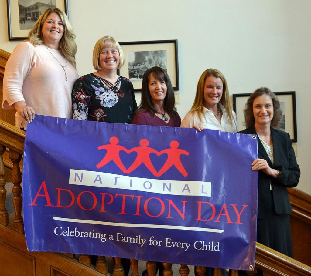 National Adoption Day Celebrates Families Local Elkodaily Com