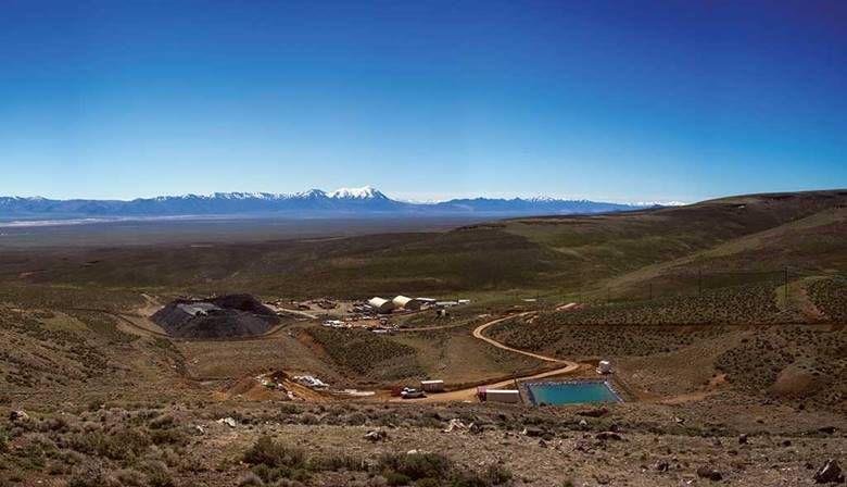 Fire Creek Mine