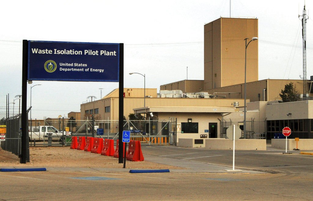 Mining resuming at US nuclear waste repository