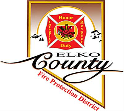Elko County Fire Protection District logo