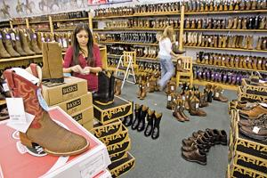 Corral West becomes Boot Barn