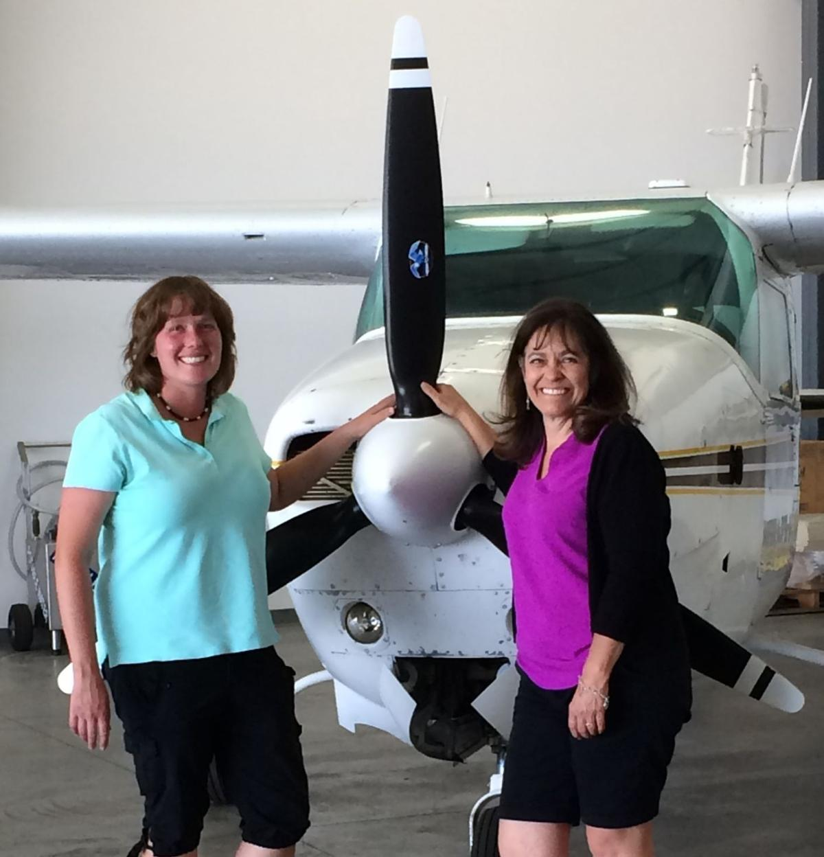 Carlin Teachers Win Award For Aeronautics Program