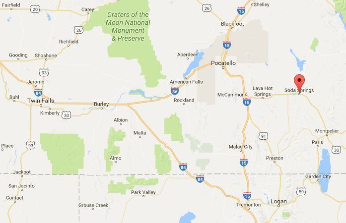 Earthquakes rumbles through southeast Idaho