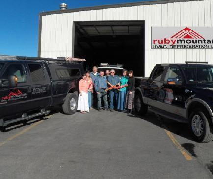 Ruby Mountain HVAC Refrigeration LLC