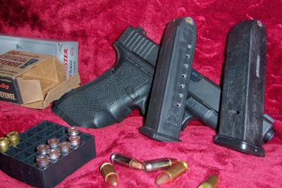 Rock your Glock with Magpul's GL9 magazines