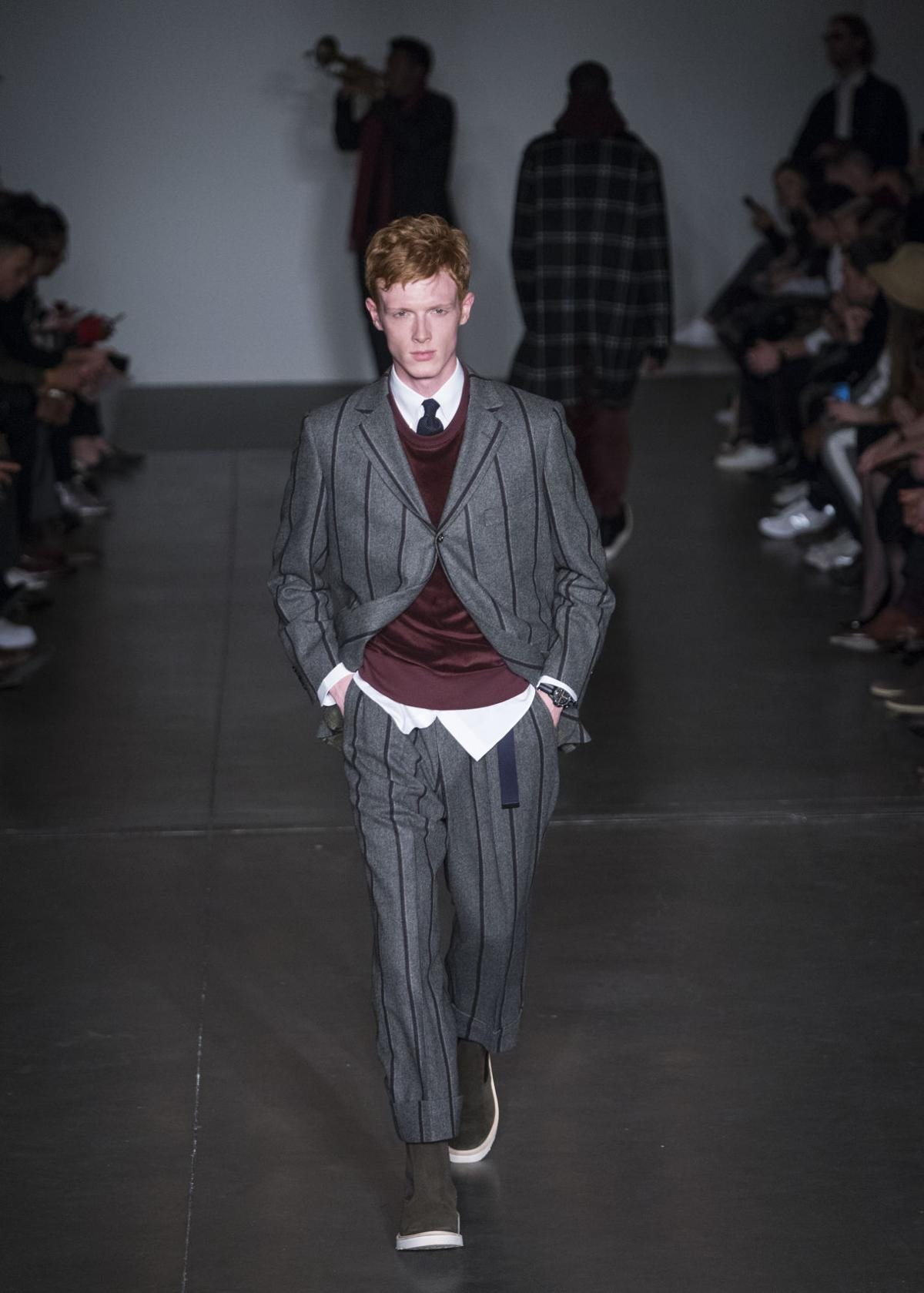 Fashion Todd Snyder Fall 2018