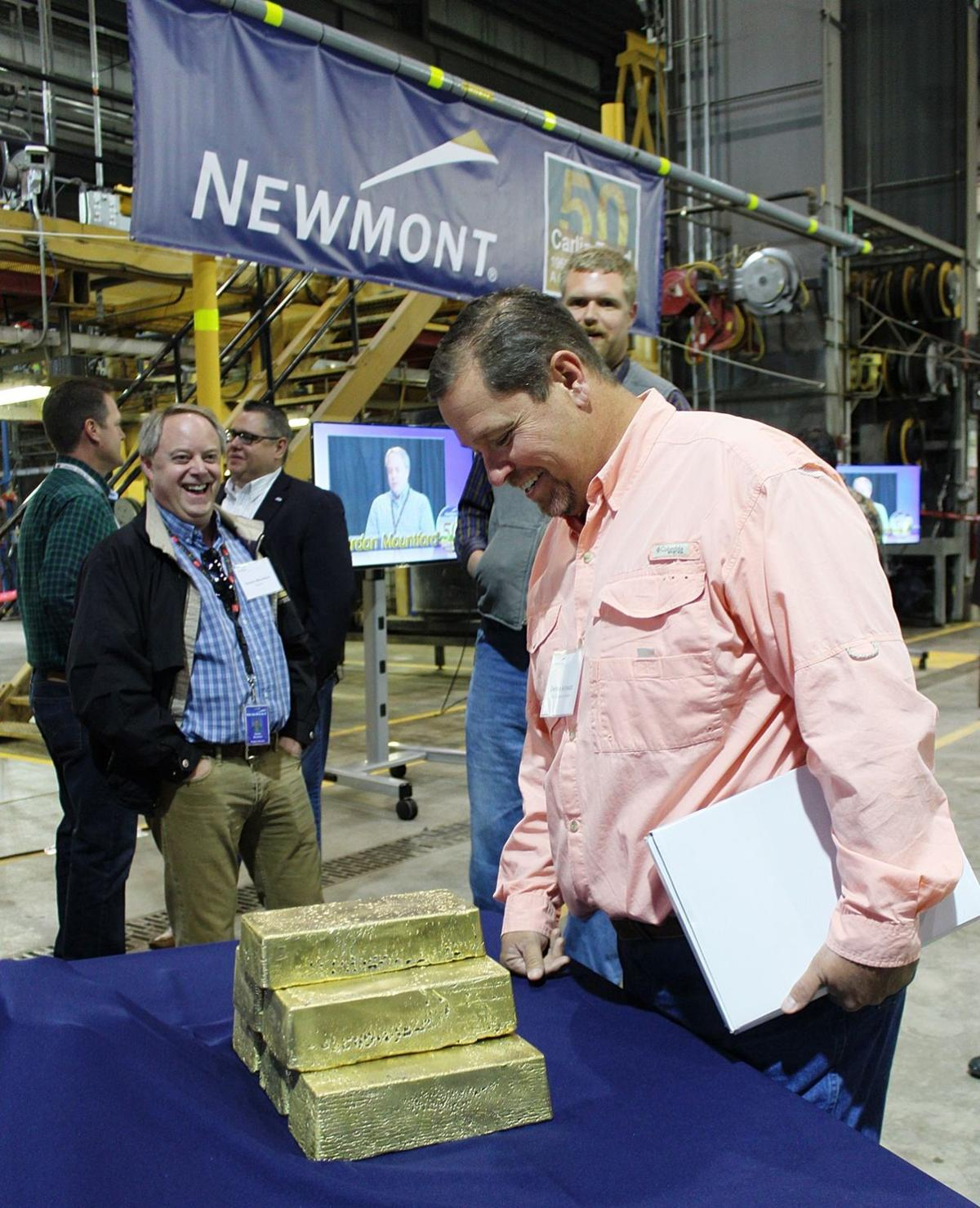 Newmont celebrates 50 years in Carlin