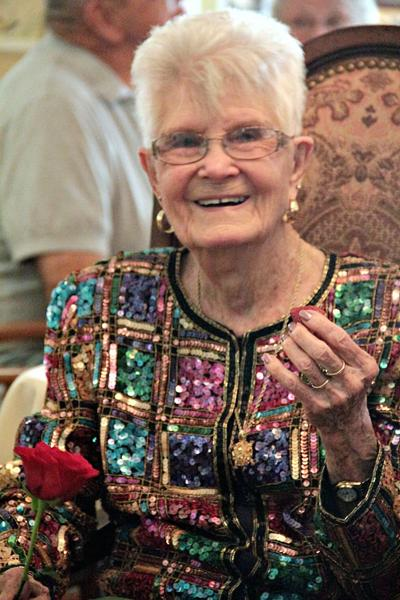 A century in the making: Gene Farwell celebrates her 100th birthday on New Year's Day