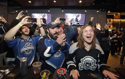 NHL Seattle Hockey