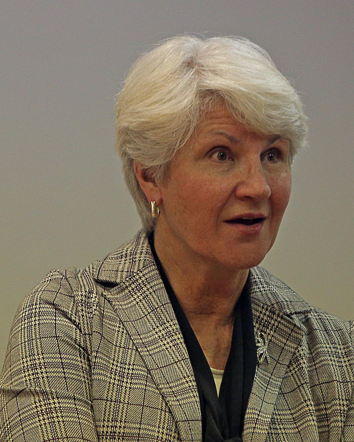 GBA President Joyce Helens