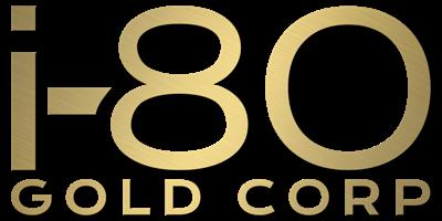 i-80 Gold Corp. logo