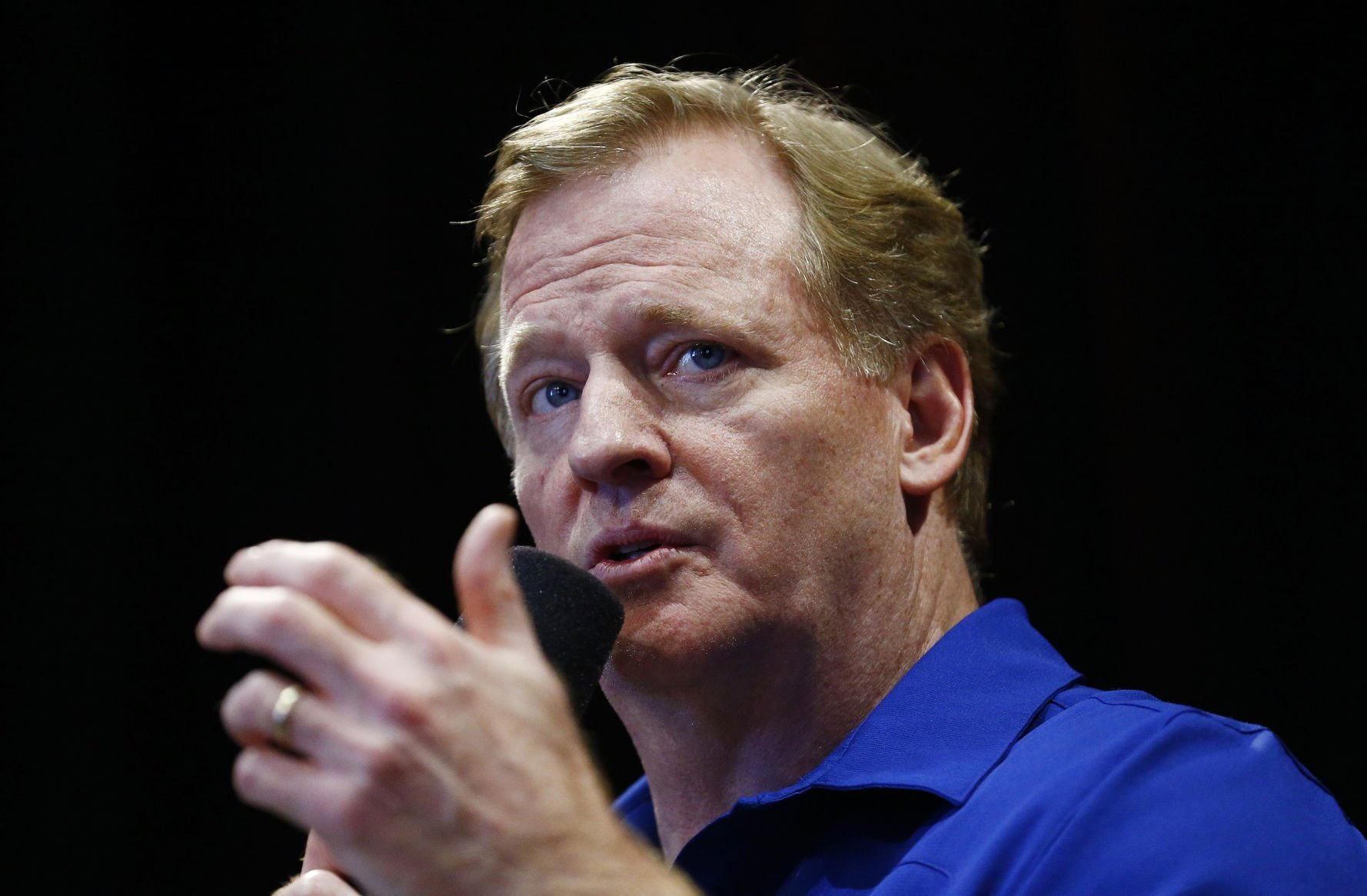 Commissioner Roger Goodell nearing 5-year contract extension with NFL