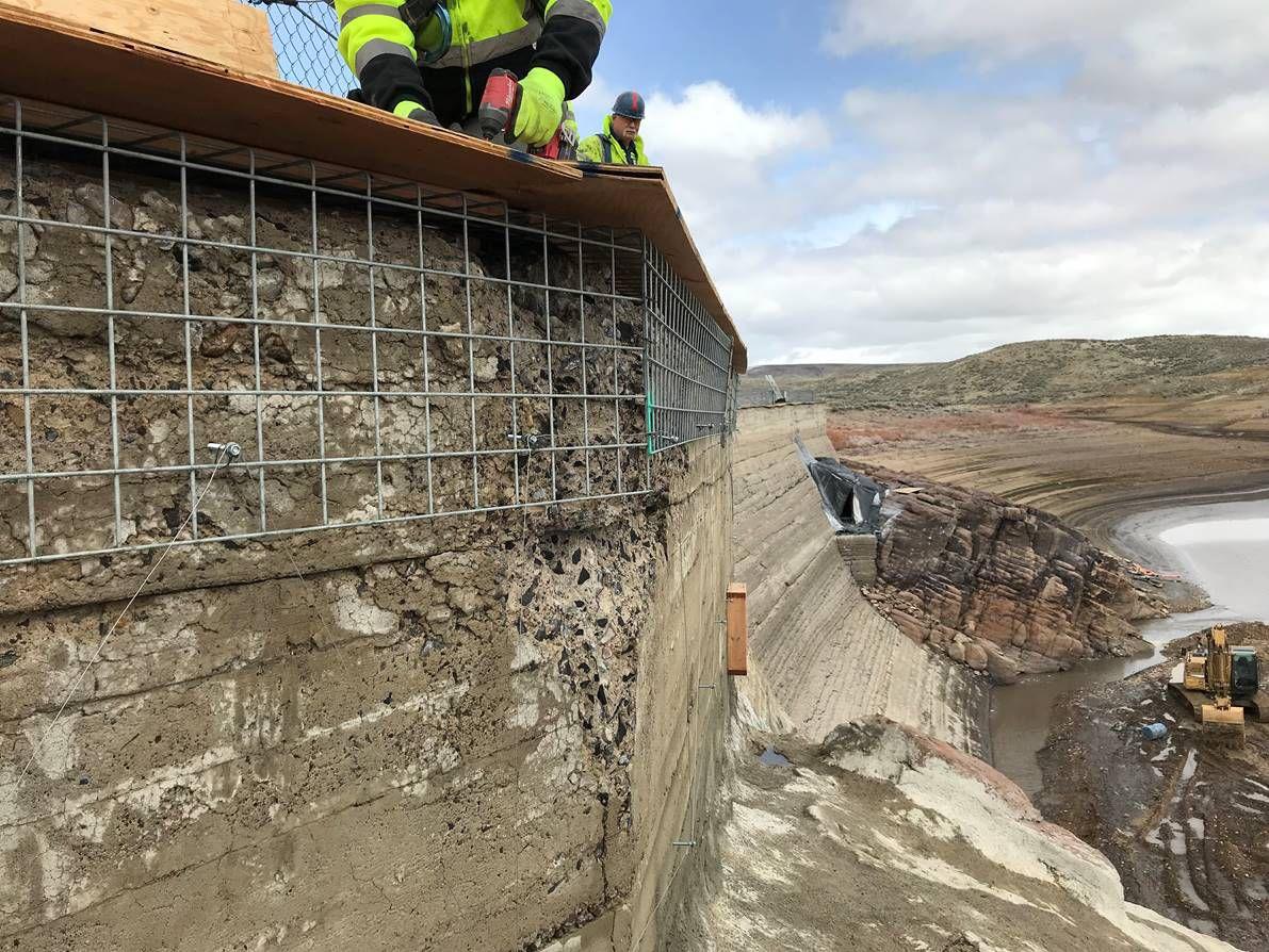 Restoration continues at Willow Creek Reservoir