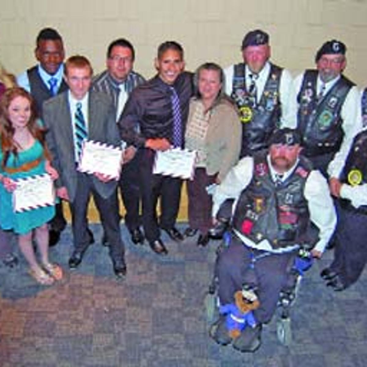 Elko High School Awards And Scholarships Local Elkodaily Com