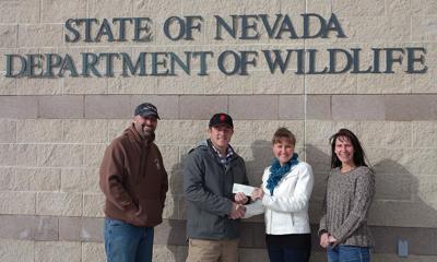 NDOW donation