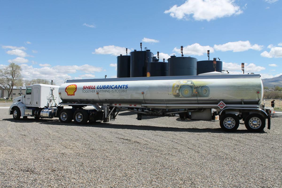 Shell poised to serve mines with Winnemucca tank farm