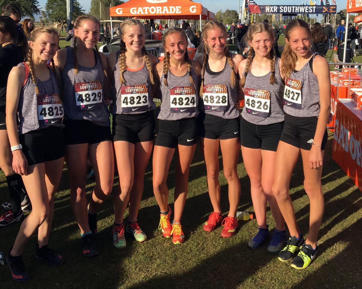 Ruby Moutain Running Club -- Girls