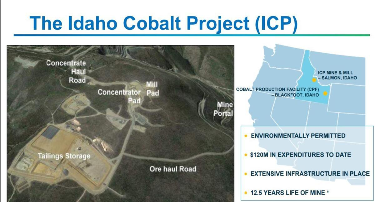 eCobalt reports increase in Idaho Cobalt Project resources