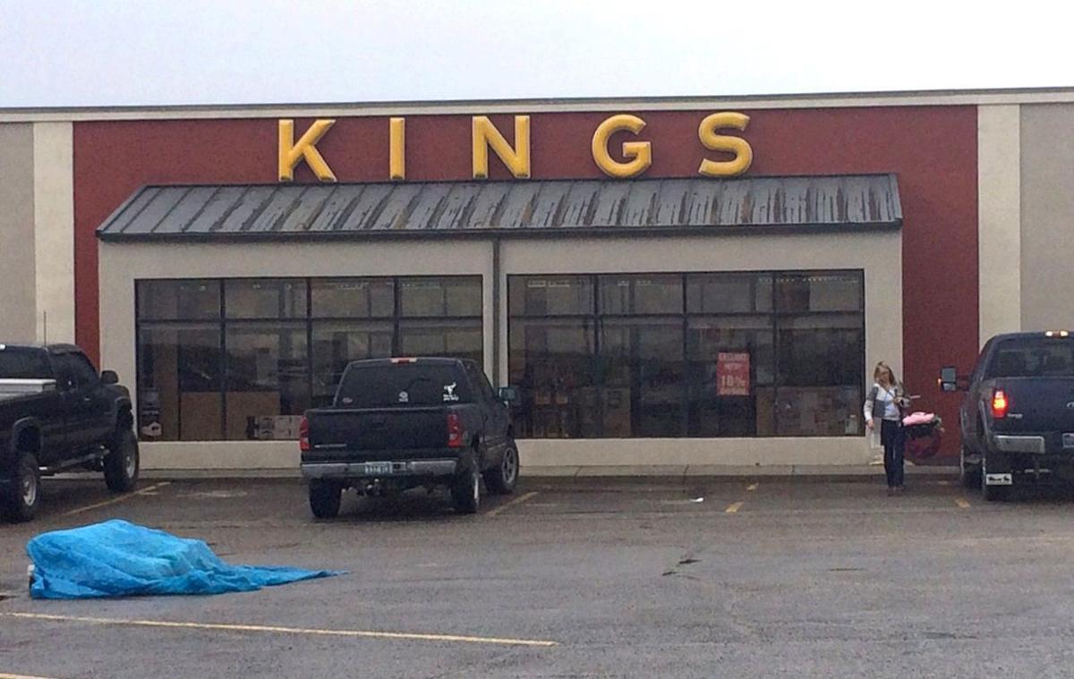 Kings store closing