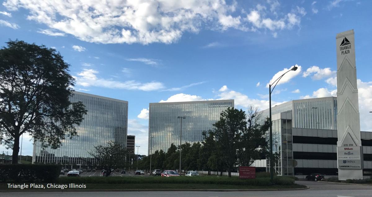 Komatsu Chicago headquarters