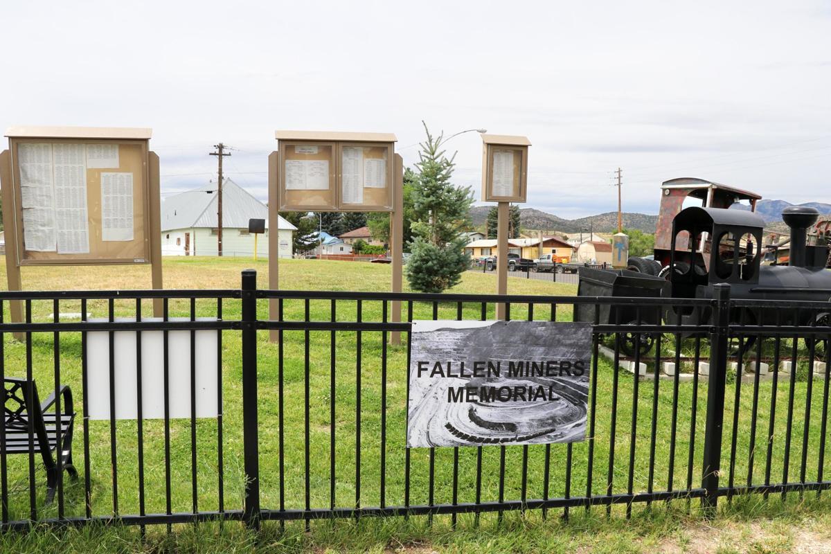 Fallen Miners Memorial