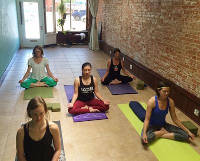 Harmony Hut Yoga Still In Business Lifestyles Elkodaily Com