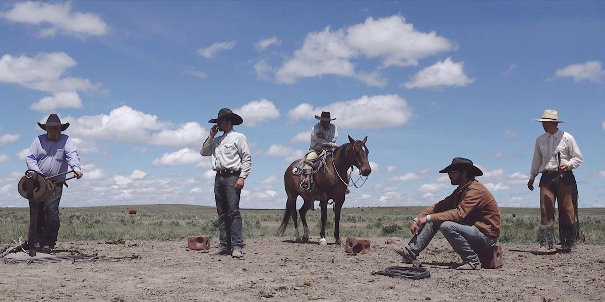 Working cowboys on the big screen