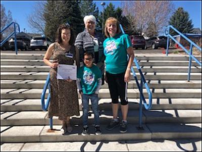 Mountain View Elementary Kids Heart Challenge
