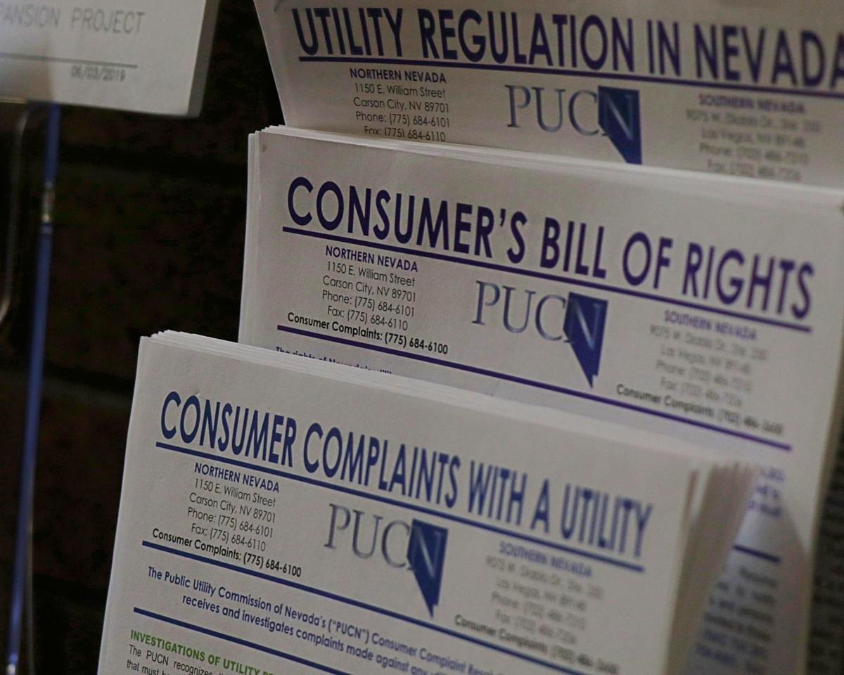 Public Utilities Commission of Nevada