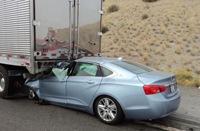 California man dies in I-80 fatal crash | News | elkodaily com