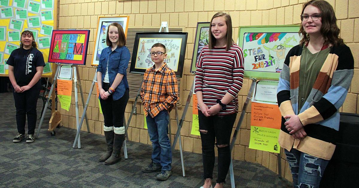 STEM poster winners