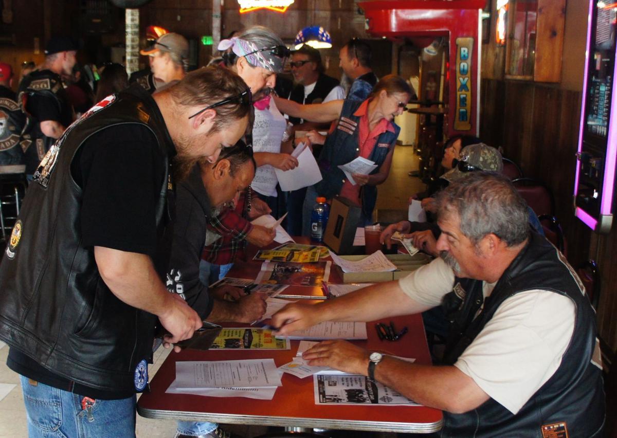 Poker run substitutes for defunct jamboree