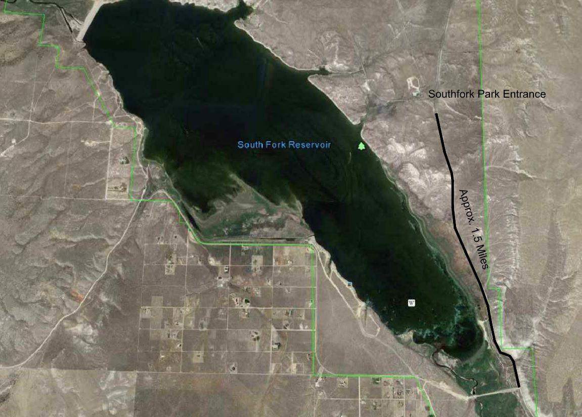South Fork Reservoir