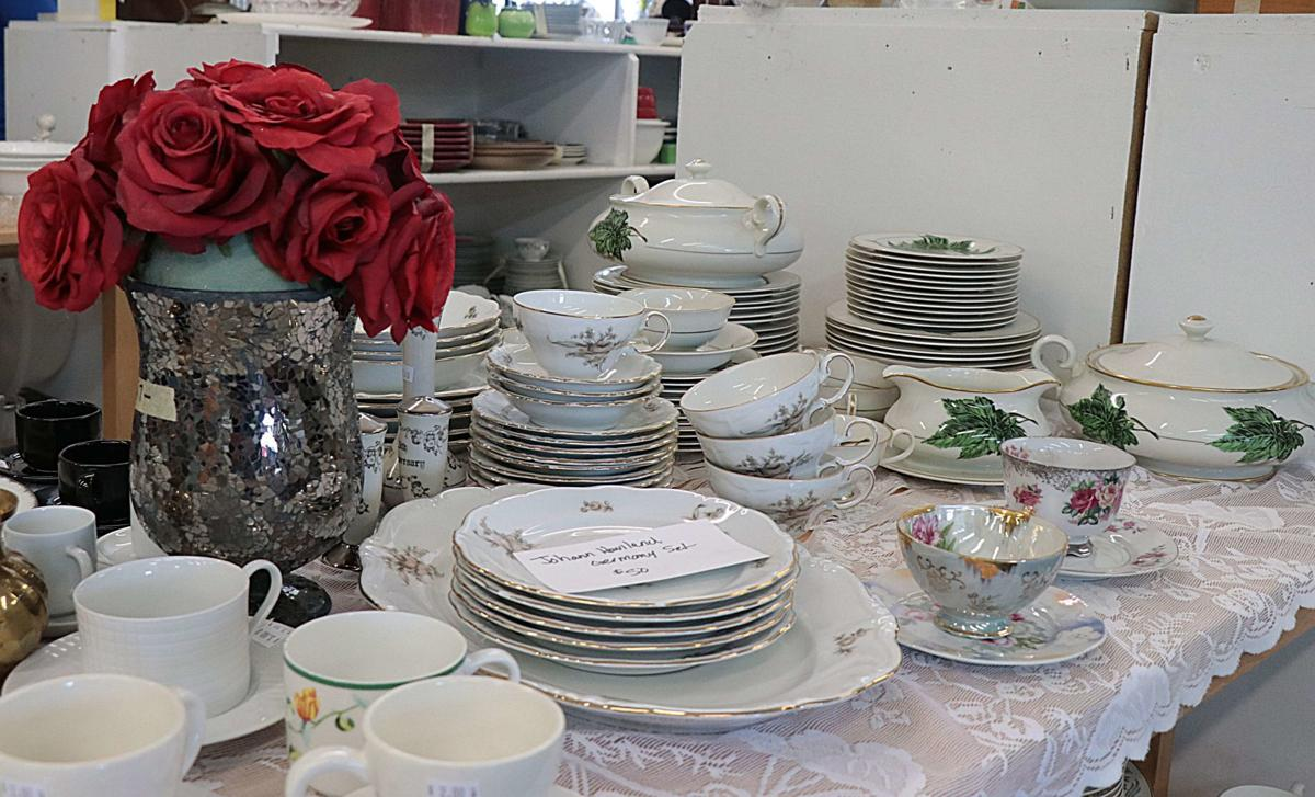 Dishes for sale