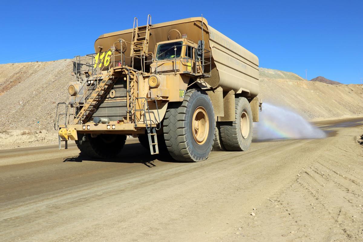 Phoenix ADE water spray - Truck
