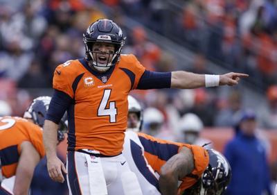 Redskins Broncos Trade Football