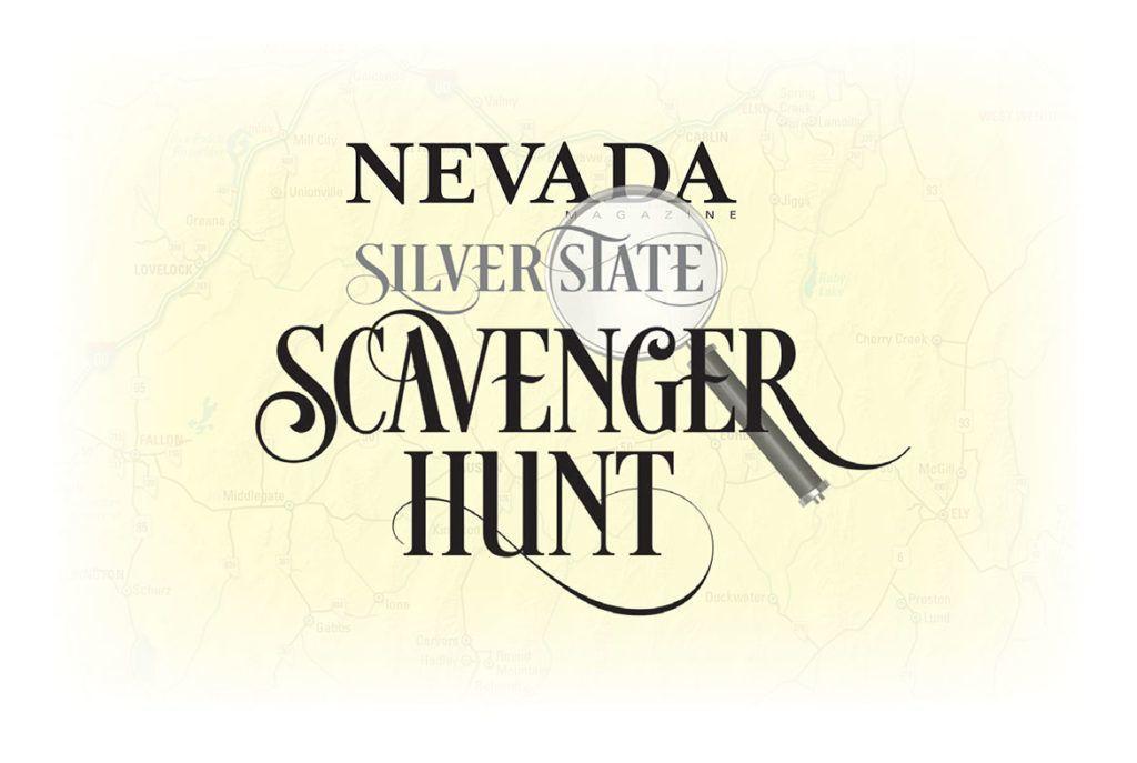Silver State Scavenger Hunt