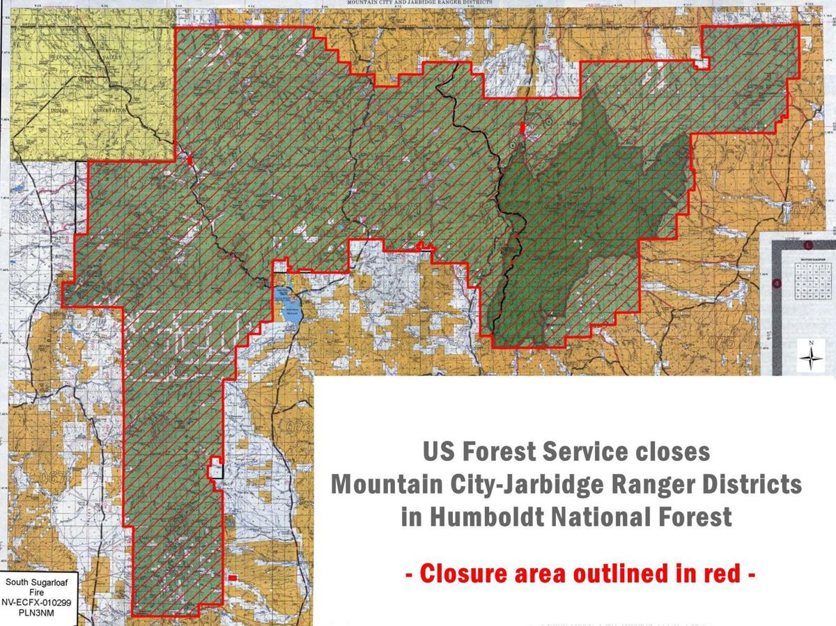 Hunters Must Obey Sugarloaf Fire Closure News Elkodaily Com