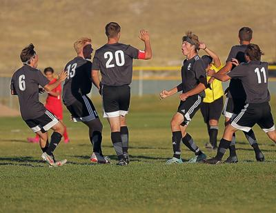 Spring Creek boys soccer