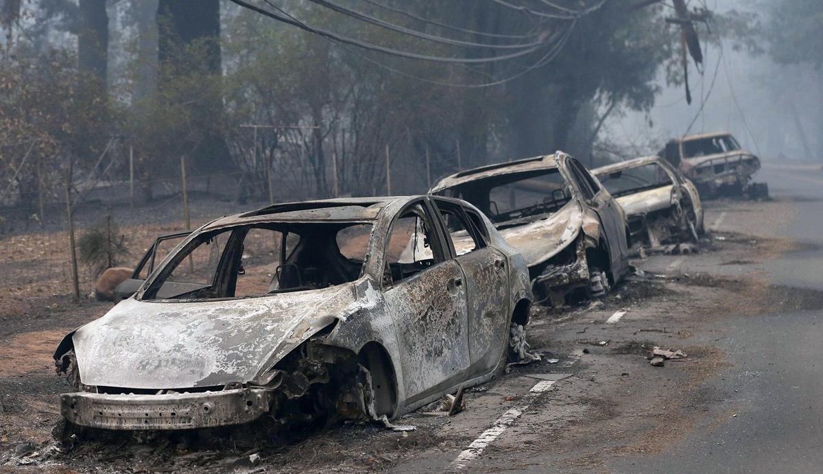 California Utilities Wildfires