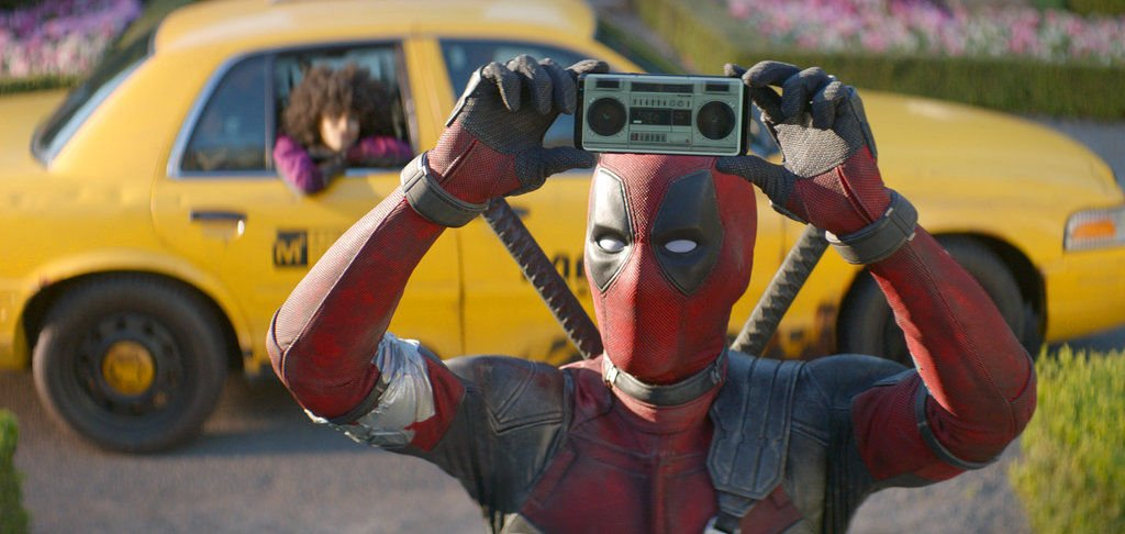 Film Review Deadpool 2
