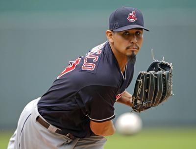 Indians-Carrasco Baseball