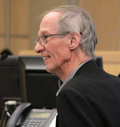 Dr. Gary Wright was found not medically negligent by a jury Jan. 19 in Elko District Court.