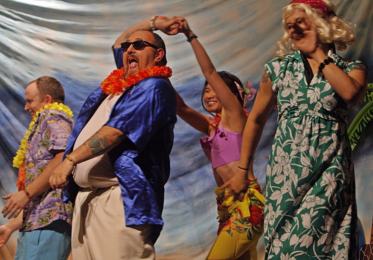 Pyscho Beach Party